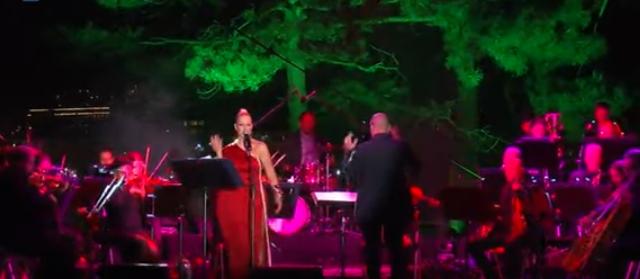12/09/2021 Концерт на македонски евергрини во изведба на Тамара Тодевска со Емин Џијан и Македонска Филхармонија